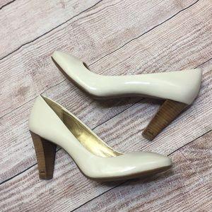 Coach Sheri heels. Size 8.5 B